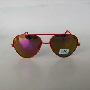 6c7b709415e8 Vintage 90 s Kids Metal Aviator Sunglasses